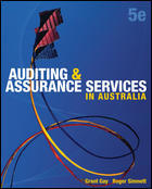 Test Bank For Auditing and Assurance Services in Australia 5th Edition by Grant Gay, Roger Simnett