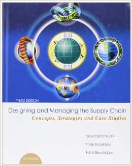 Instructor Manual For Designing and Managing the Supply Chain 3e by David Simchi-Levi, Philip Kaminsky, Edith Simchi-Levi