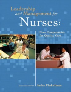 Test Bank for Leadership and Management for Nurses Core Competencies for Quality Care, 2nd Edition: Finkelman