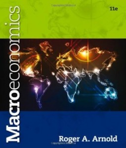 Test Bank for Macroeconomics, 11th Edition : Arnold