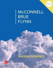 Microeconomics Principles, Problems and Policies McConnell 20th Edition Test Bank