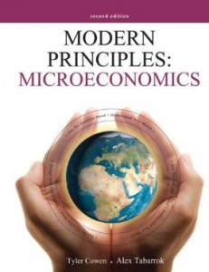 Test Bank for Modern Principles Microeconomics, 2nd Edition : Cowen