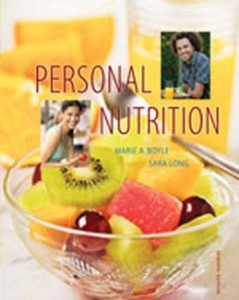 Test Bank for Personal Nutrition, 7th Edition: Boyle