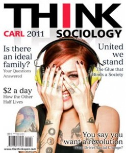 Test Bank for THINK Sociology, 2nd Edition: Carl