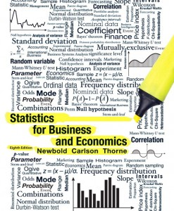 Solution Manual for Statistics for Business and Economics 8th Edition by Newbold