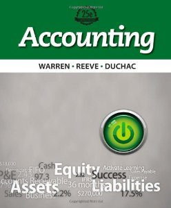 Test Bank for Accounting 25th Edition Carl S Warren Download