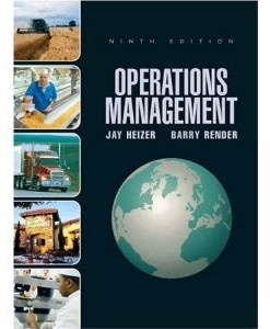 Operations Management Heizer 9th Edition Test Bank