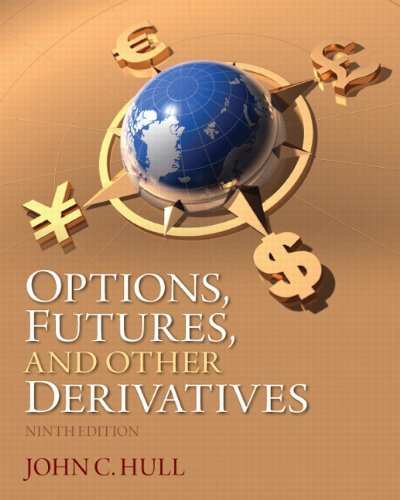 Options, Futures, and Other Derivatives Hull 9th Edition Solutions Manual