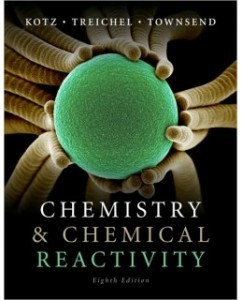 Test Bank for Chemistry and Chemical Reactivity, 8th Edition: John C. Kotz