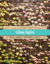 College Algebra Lial 11th Edition Solutions Manual