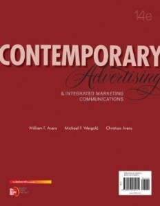 Test Bank for Contemporary Advertising and Integrated Marketing Communications, 14th Edition : Arens