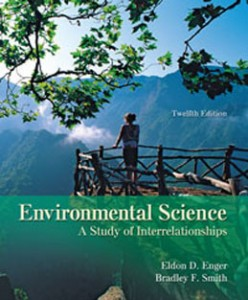 Test Bank for Environmental Science, 12th Edition: Enger
