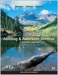 Test Bank For Auditing and Assurance Services with 7th edition by William Messier