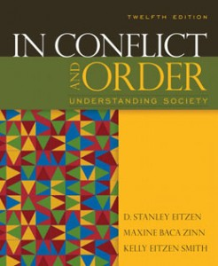 Test Bank for In Conflict and Order Understanding Society, 12th Edition: Eitzen