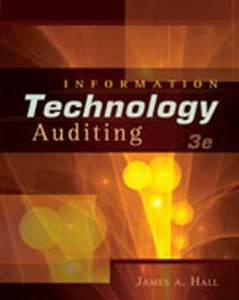 Test Bank for Information Technology Auditing, 3rd Edition: Hall