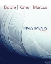 Investments Bodie 10th Edition Solutions Manual