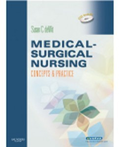 Test Bank for Medical Surgical Nursing Concepts and Practice, 1st Edition: deWit