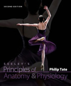 Test Bank for Seeleys Principles of Anatomy and Physiology, 2nd Edition: Tate