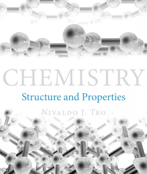 Test Bank for Chemistry: Structure and Properties Nivaldo J. Tro