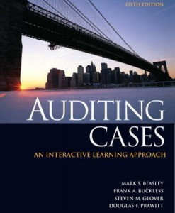 Auditing Cases An Interactive Learning Approach Beasley 5th Edition Solutions Manual