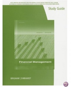 Solution Manual for Financial Management Theory and Practice 14th Edition by Brigham