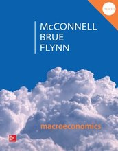 Macroeconomics Principles, Problems and Policies McConnell 20th Edition Test Bank