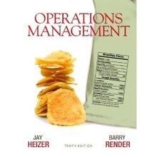 Operations Management Heizer Render 10th Edition Test Bank
