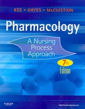 Pharmacology A Nursing Process Approach Kee 7th Edition Test Bank