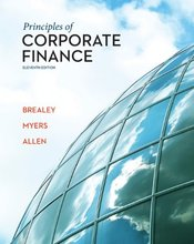 Principles of Corporate Finance Brealey 11th Edition Solutions Manual