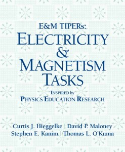 Solution Manual for E&M TIPERs: Electricity & Magnetism Tasks C. J. Hieggelke, D. P. Maloney, T. L. O'Kuma, Steve Kanim