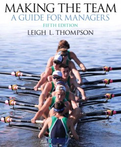 Test Bank for Making the Team, 5/E 5th Edition Leigh Thompson