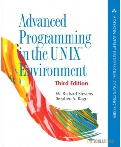 Solution Manual for Advanced Programming in the UNIX Environment, 3/E 3rd Edition : 0321637739