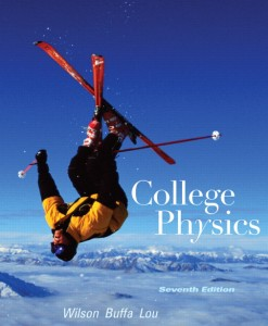 Solution Manual for College Physics 7th Edition by Wilson