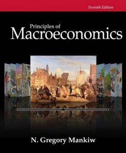 Principles of Macroeconomics Mankiw 7th Edition Test Bank