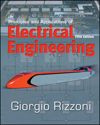 Solution Manual for Principles and Applications of Electrical Engineering, 5/e. Giorgio Rizzoni