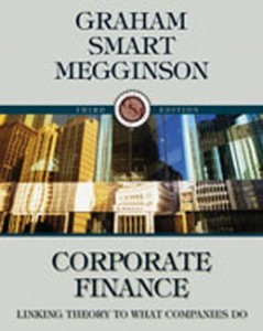 Test Bank for Corporate Finance Linking Theory to What Companies Do, 3rd Edition: Graham