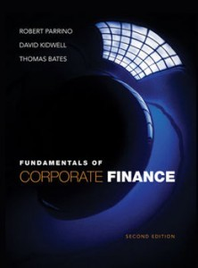 Test Bank for Fundamentals of Corporate Finance, 2nd Edition: Parrino