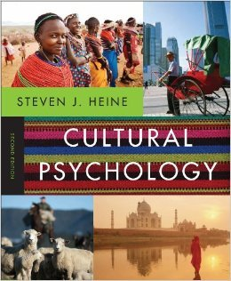 Test Bank For Cultural Psychology Second Edition by Steven J. Heine Author
