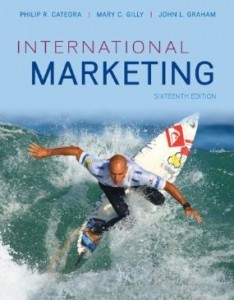 Test Bank for International Marketing, 16th Edition : Cateora