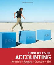 Principles of Accounting Needles 12th Edition Test Bank