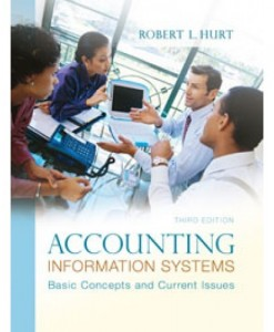 Test Bank For Accounting Information Systems: Basic Concepts & Current Issues, 3/e by Robert L. Hurt