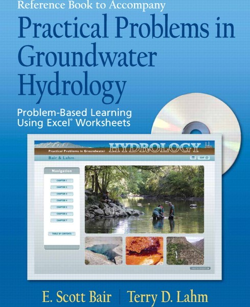Solution Manual for Practical Problems in Groundwater Hydrology Scott Bair, Terry D Lahm