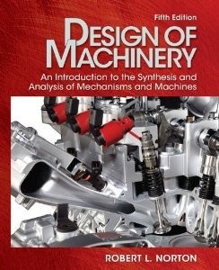 Solution manual for Design of Machinery: An Introduction to the Synthesis and Analysis of Mechanisms and Machines Norton 5th Edition