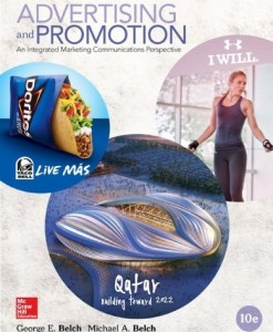 Advertising and Promotion An Integrated Marketing Communications Perspective Belch 10th Edition Test Bank