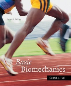 Basic Biomechanics Hall 7th Edition Test Bank