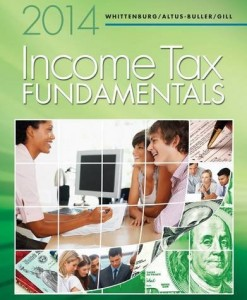 Income Tax Fundamentals 2014 Whittenburg 32nd Edition Solutions Manual