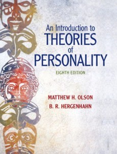 Test Bank for An Introduction to Theories of Personality, 8th Edition: Olson