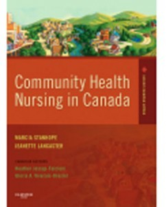 Test Bank for Community Health Nursing in Canada, 2nd Edition: Stanhope