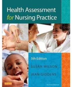 Health Assessment for Nursing Practice Wilson 5th Edition Test Bank