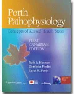 Test Bank for Porth Pathophysiology Concepts of Altered Health States, 1st Canadian Edition: Hannon